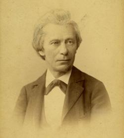 Engelbert Röntgen, vader van Julius Röntgen, Leipzig 1896