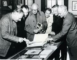 De vier zonen van Julius en Abrahamine, Bergen, 1963
