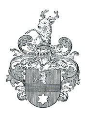 Röntgen family coat of arms