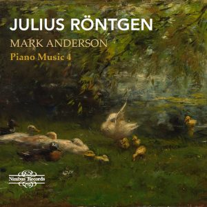 Mark Anderson CD cover